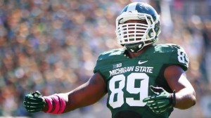 Shilique Calhoun is just one of many named to the Rotary Lombardi Award Watch List