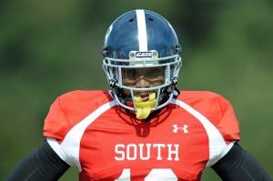 Senior Bowl - South Team Practice