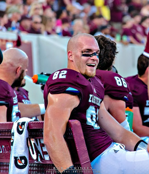 Bengals signed former EKU tight end Matt Lengel to a future contract