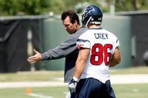 Broncos have released former Texans fullback James Casey