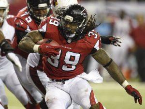 Patriots have signed former Falcons running back Steven Jackson