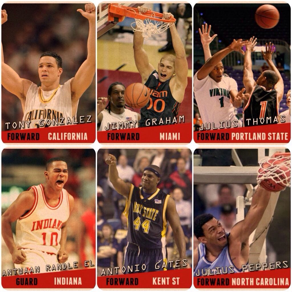 Several Nfl Stars Played In March Madness Do You Remember