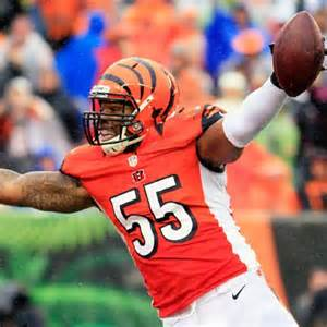 Vontaze Burfict was placed on PUP list today