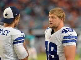 Casey Krieter Cowboys longsnapper
