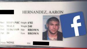 aaron hernandez prison id for sale