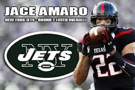 Jets TE Jace Amaro has been placed on I/R