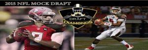 nfl draft diamonds mock draft