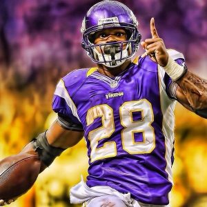 Adrian Peterson wants out of Minnesota, who is going to trade for him?