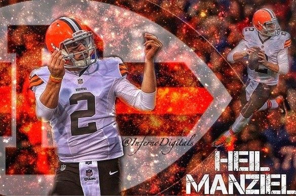 Can Johnny Manziel turn the corner in 2016? I know the Browns fans are hoping he can