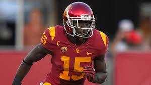 The Eagles found themselves a sleeper in USC WR Nelson #MONEY