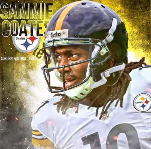 Sammie Coates needs to get in better shape according to Steelers head coach Mike Tomlin