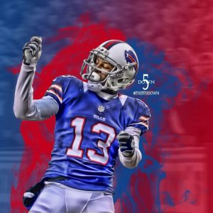 Stevie Johnson is destined for a huge year with Philip Rivers and the Chargers