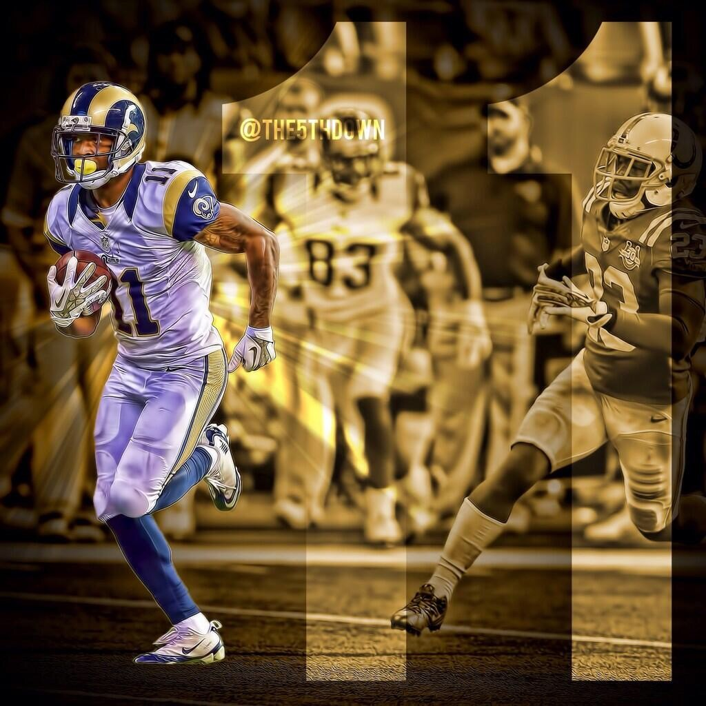 Rams wide out Tavon Austin and Todd Gurley have been impressive