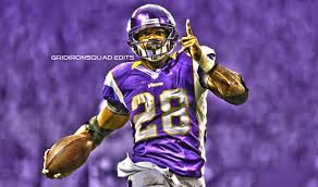 Adrian Peterson has restructured his deal to stay in Minnesota for another three years