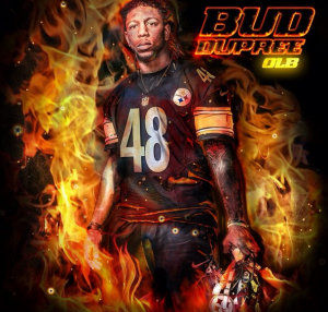 Steelers have signed first round pick Bud Dupree