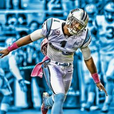 Cam Newton is a freak athlete, do you agree with his statements though?