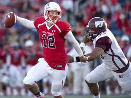 CSU Pueblo quarterback Chris Bonner is working out for the Chiefs this weekend