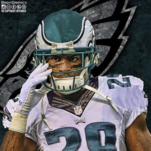 DeMarco Murray was injured today at Eagles practice