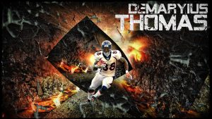 Demaryius Thomas will not get fined because he has not signed his Franchise Tender, others could be suspended though