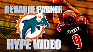 DeVante Parker might end up with a chance to win Rookie of the Year in Miami