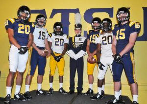 East Tennessee State University is set to open their football program in 2015