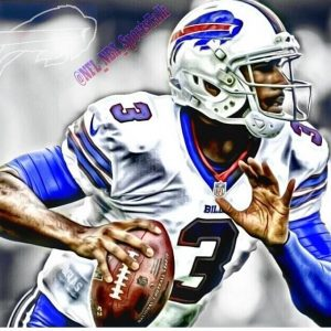 EJ Manuel could be on his way out in Buffalo if he cannot get it together.