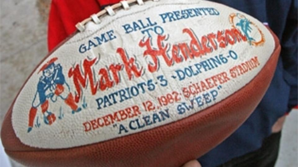 Do you remember the first time the New England Patriots cheated?