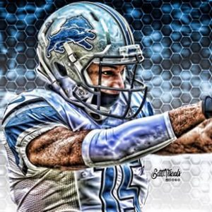 Golden Tate says it is time to stop the negative talk about the Lions