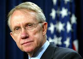Senator Harry Reid goes off on the NFL for not  banning the Redskins name