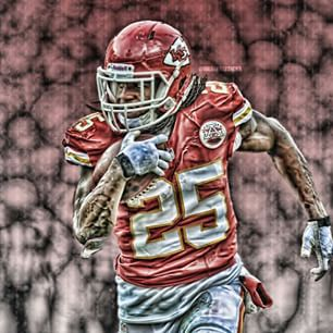 """1b35a6117c2a Chiefs running back Jamaal Charles says he is the """"Lebron James"""" of football"""