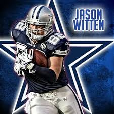 Jason Witten the Cowboys starting tight end, says he is against Domestic Violence, but has respect for his teammate