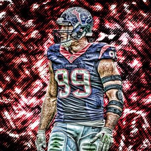 Texans defensive end JJ Watt needs to be the face of the NFL