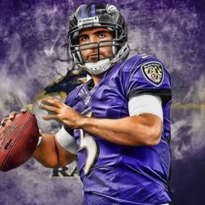 Can Joe Flacco lead the Ravens to the top spot in the entire NFL?