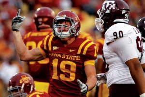 Josh Lenz will try to make the Cleveland Browns roster