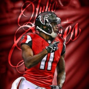 Julio Jones wants a big deal and it sounds like they are making progress