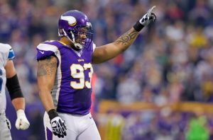 Kevin Williams the massive defensive tackle recently visited the New Orleans Saints