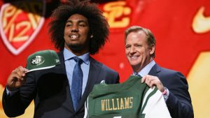 Jets drafted Leonard Williams with the 6th overall pick, he should have went 3rd