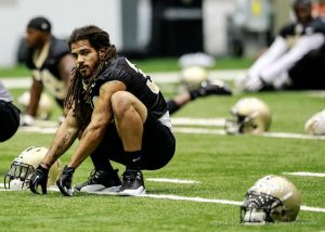 The Carolina Panthers have signed former Saints/CFL safety Marcus Ball