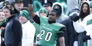 Marshall Football player charged for assaulting gay couple