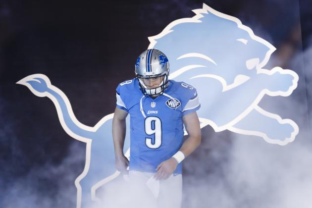 Getting benched worked for Matthew Stafford. It fired up the former Georgia Bulldog