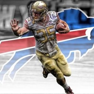Bills found a gem in Nick O'Leary late in the draft.