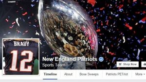Patriots use Social Media to stick up for Tom Brady