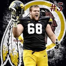 Redskins have signed first round pick Brandon Scherff