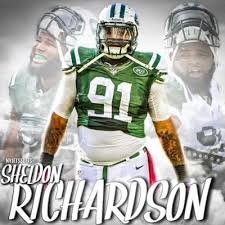 Sheldon Richardson better get his stuff together before the Jets move on without him