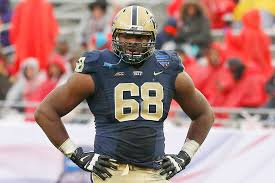 I love that the Vikings selected T.J. Clemmings from Pitt in the fourth round