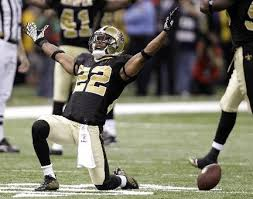 Tracy Porter the former Saints defensive back is a free agent again