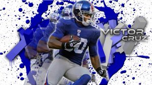 Victor Cruz has been hurt and his coach seems frustrated