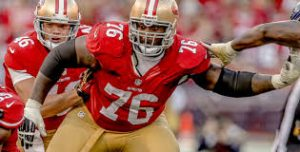 49ers offensive tackle Anthony Davis shocked everyone yesterday by retiring
