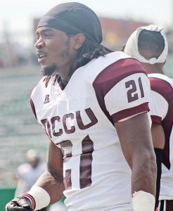 Adrian Wilkins of NCCU has declared for the Supplemental Draft