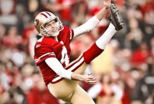 Browns landed a 3x Pro Bowl punter today for a seventh round pick